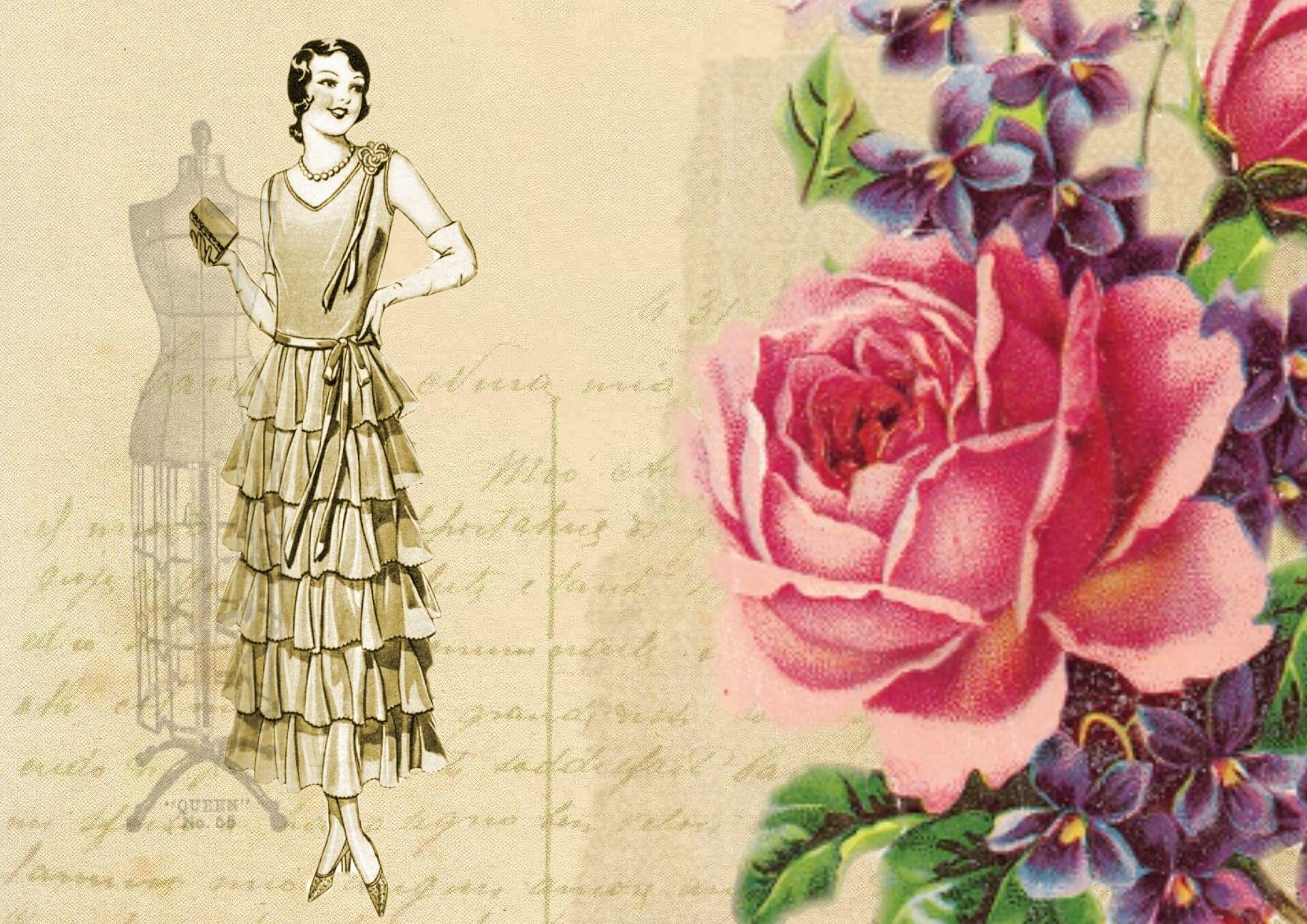 The Fashionable Christian Woman
