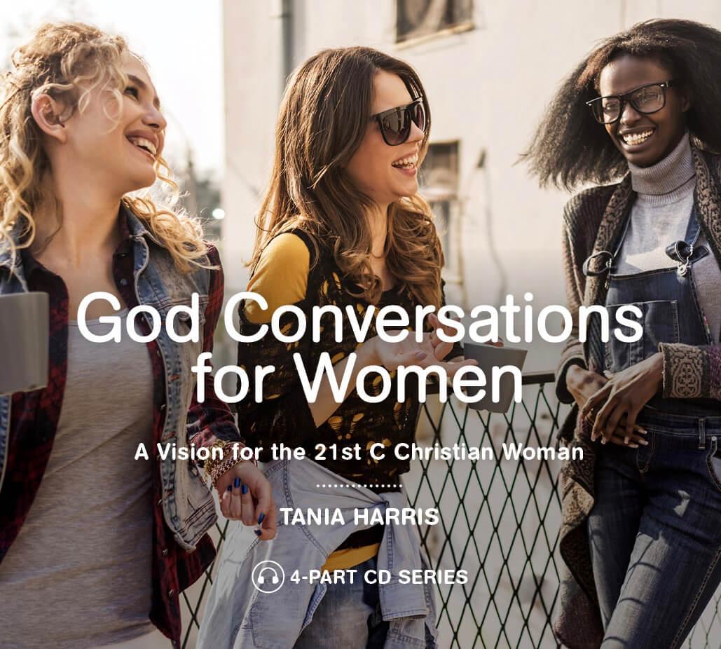 God Conversations for women