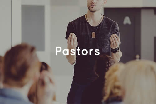 God Conversations for Pastors